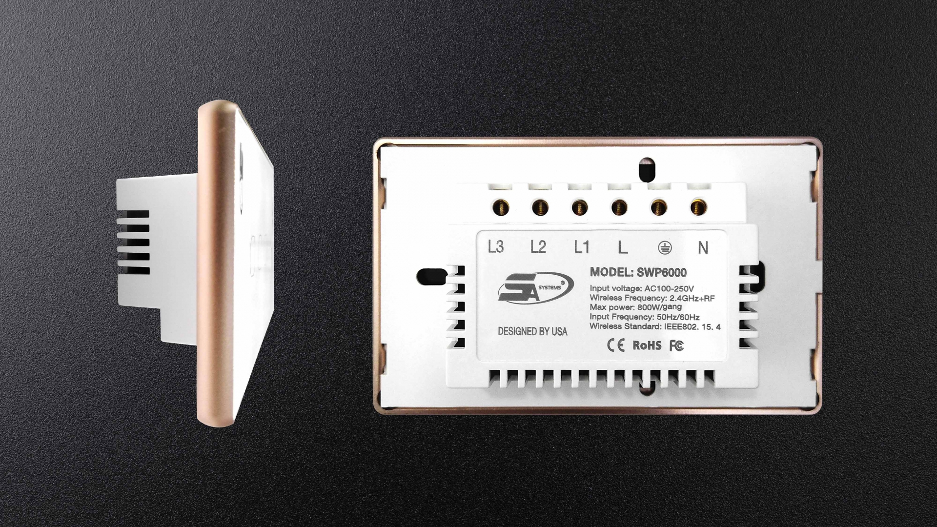 SMART SWITCH 5ASYSTEMS SWP6000 1 LOOP