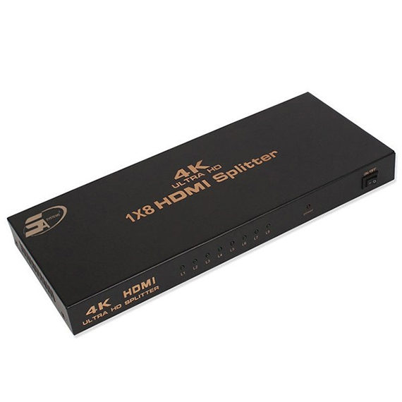 5A4KRS - HDMI Splitter 2.0 (1 to 8)