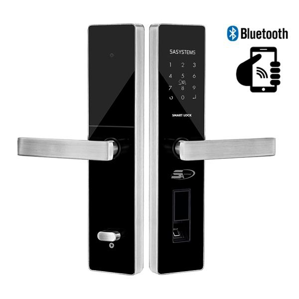 TS 7000 PLUS FINGERPRINT DOOR LOCK 5ASYSTEMS USA