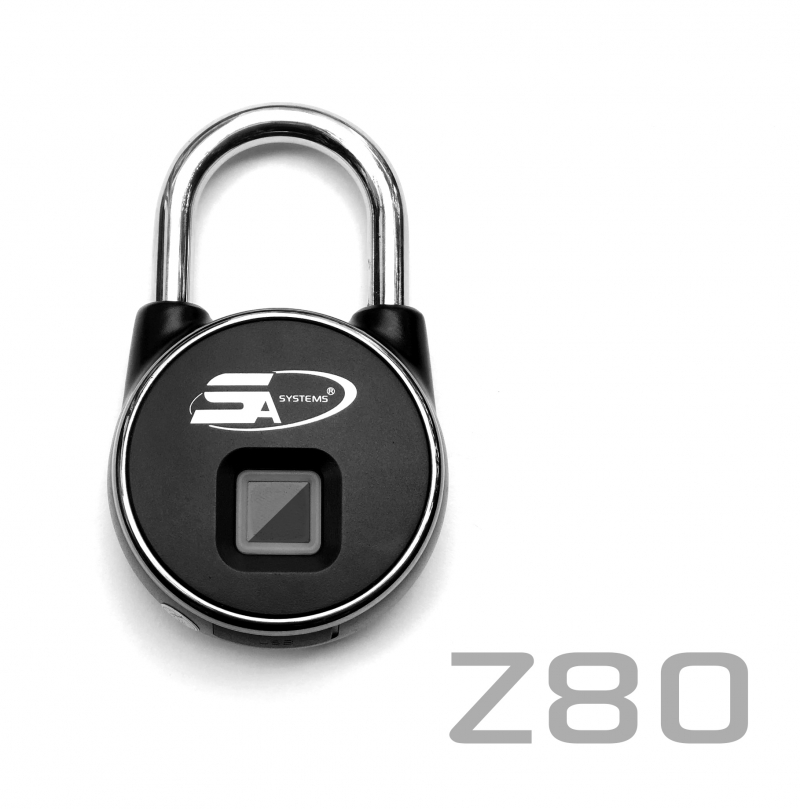 FINGERPRINT LOCK 5ASYSTEMS Z80