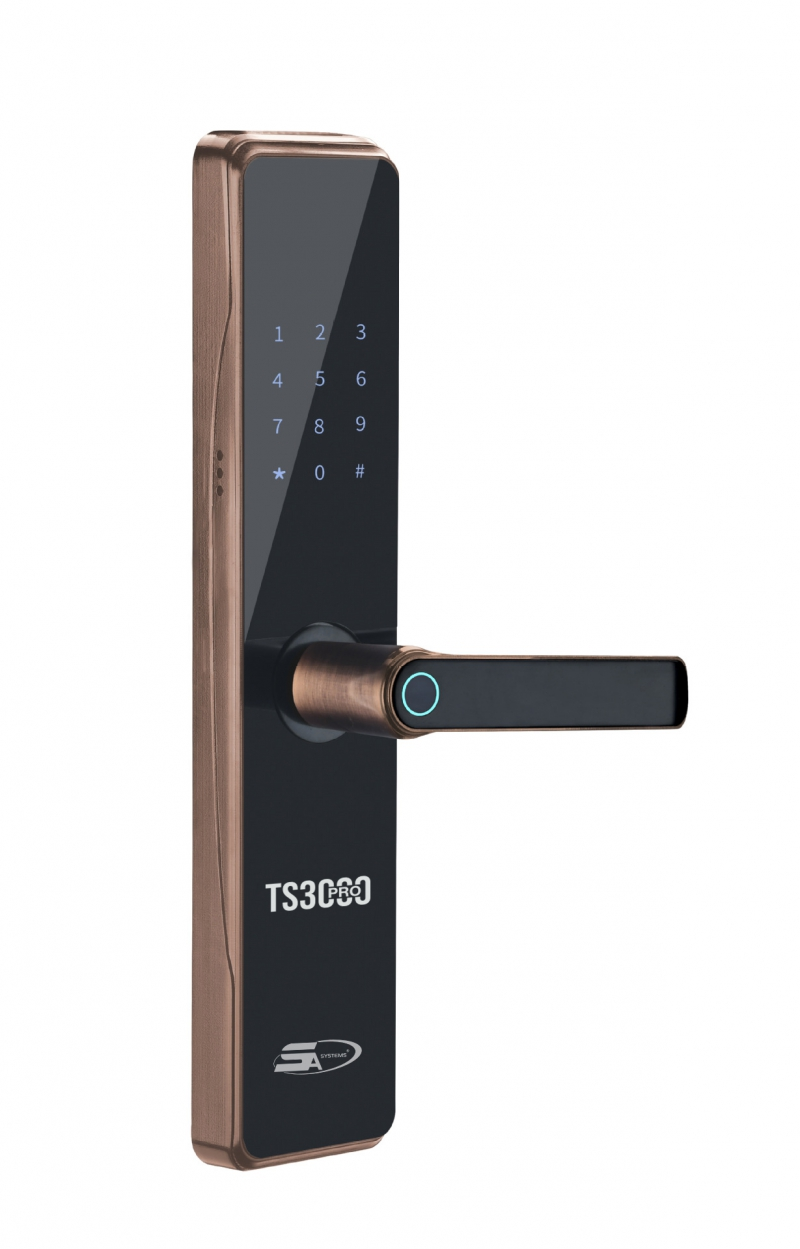 WIFI FINGERPRINT DOOR LOCK PREMIUM 5A TS3000 PRO