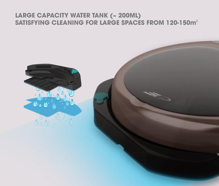 ROBOT VACUUM CLEANER 5A M1600
