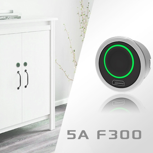 FINGERPRINT DRAWER LOCK - CABINET LOCK PREMIUM 5A F300