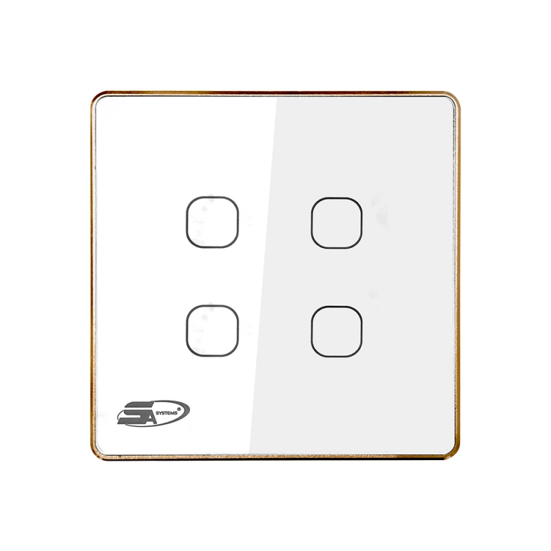 SMART LIGHT SWITCH 5A SWP8000 4 Loop